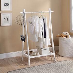 Wooden Kid Clothes Hanger Kids Furniture 206045
